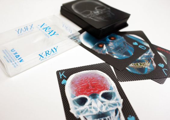 Playing Cards X-Ray