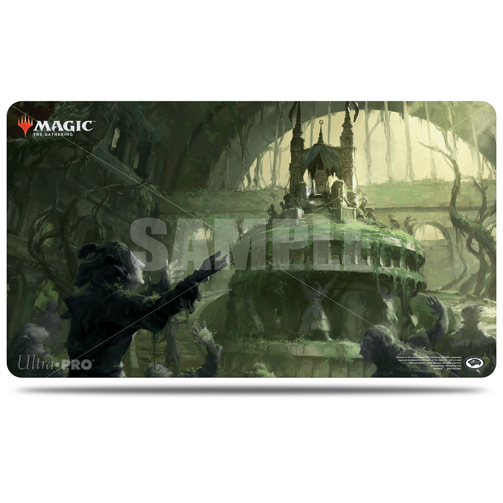 Playmat Guilds of Ravnica : Overgrown Tomb