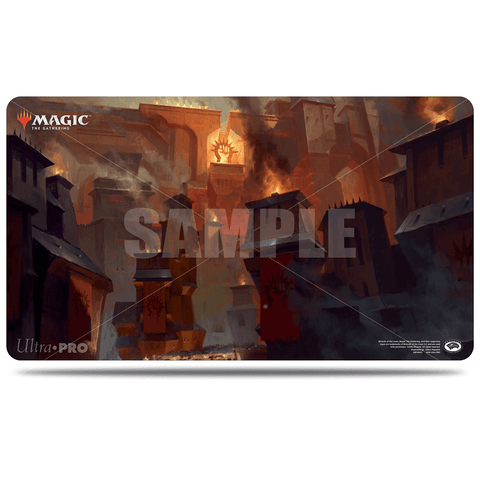 Playmat Guilds of Ravnica : Sacred Foundry
