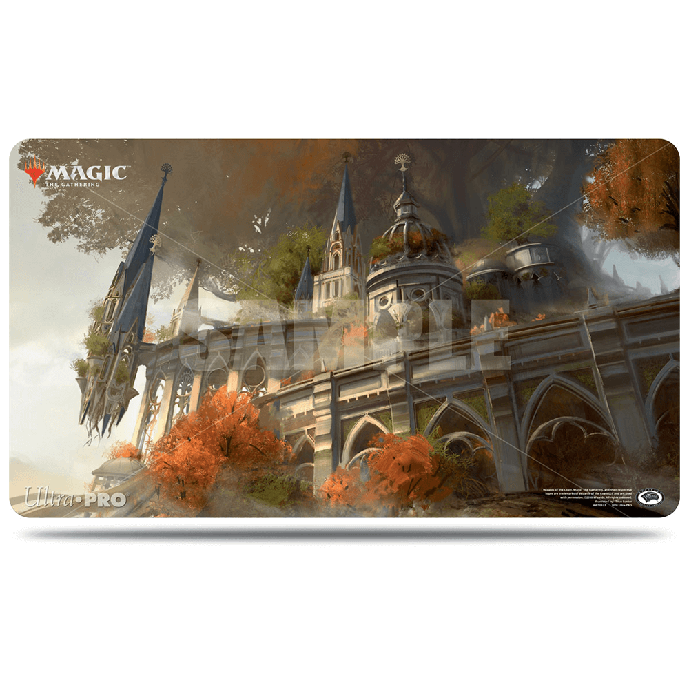 Playmat Guilds of Ravnica : Temple Garden