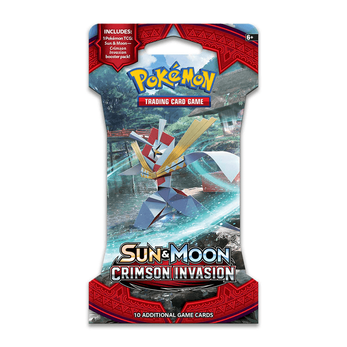 Pokemon Booster Sun & Moon : Crimson Invasion
