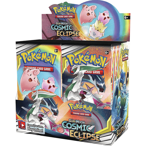 Pokemon Booster Sun & Moon : Cosmic Eclipse