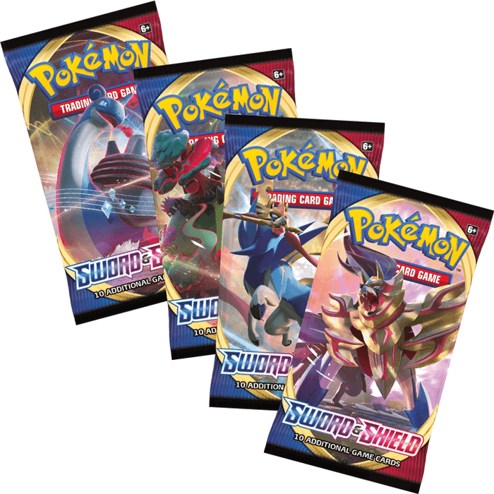 Pokemon Booster : Sword & Shield