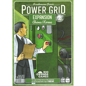 Power Grid Expansion : China / Korea