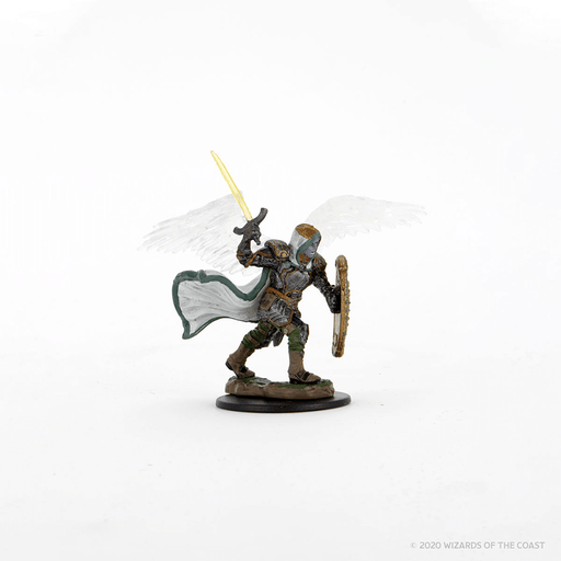 Mini - D&D Icons of the Realms Premium : Aasimar Paladin (Male)