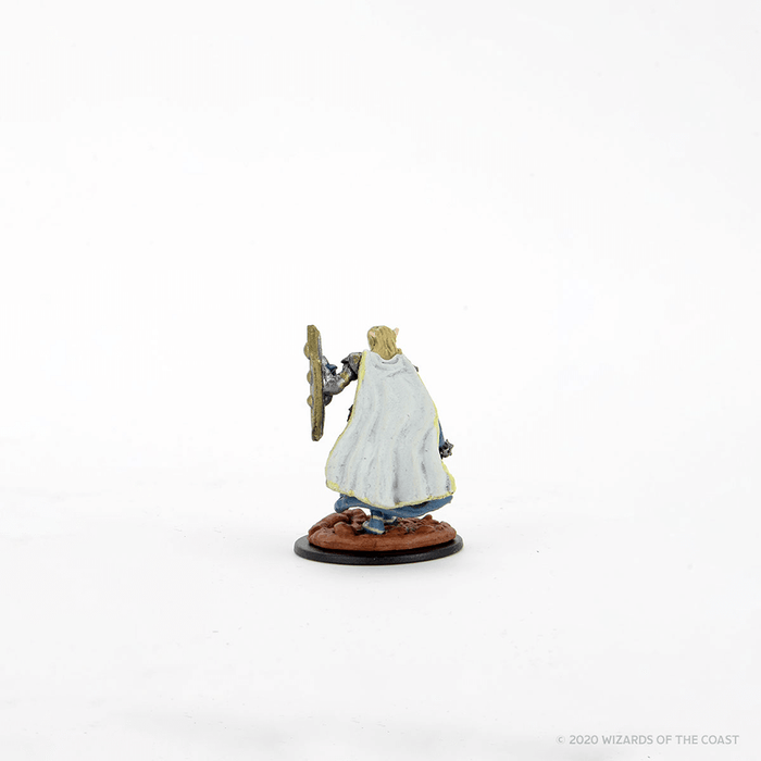Mini - D&D Icons of the Realms Premium : Elf Cleric (Male)