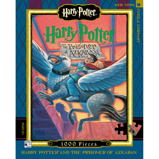 Puzzle (1000pc) Harry Potter : Prisoner of Azkaban