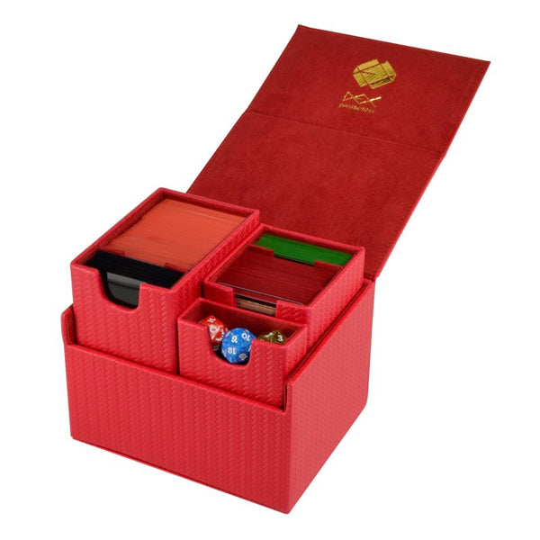 Deck Box - Dex Proline Large : Red