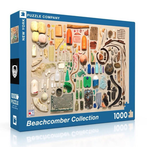 Puzzle (1000pc) Beachcomber Collection