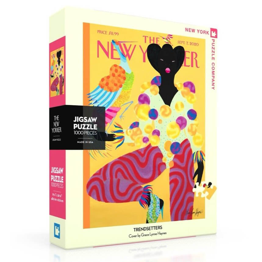 Puzzle (1000pc) New Yorker : Trendsetters