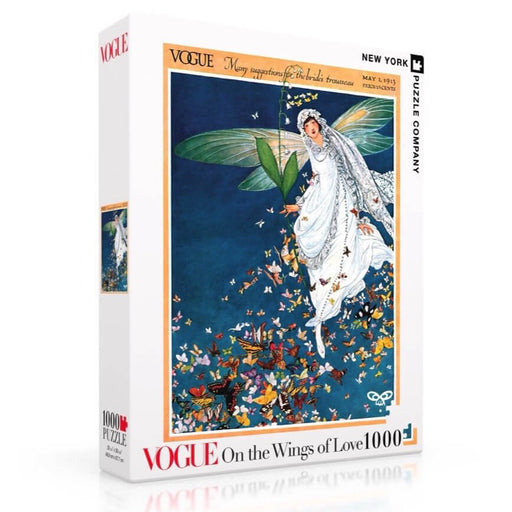 Puzzle (1000pc) Vogue : On the Wings of Love