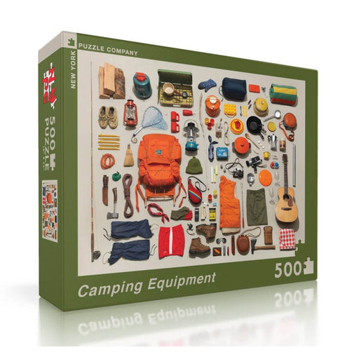 Puzzle (500pc) Camping Collection