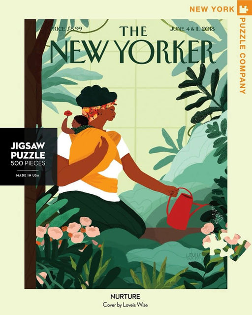 Puzzle (500pc) New Yorker : Nurture