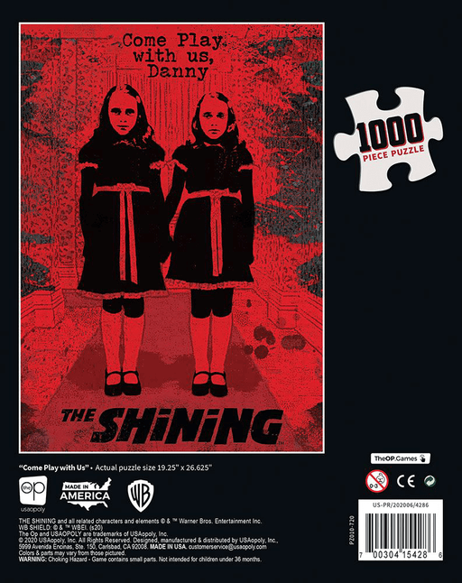 Puzzle (1000pc) The Shining : Come Play With Us