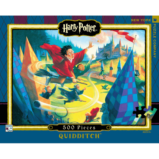 Puzzle (500pc) Harry Potter : Quidditch