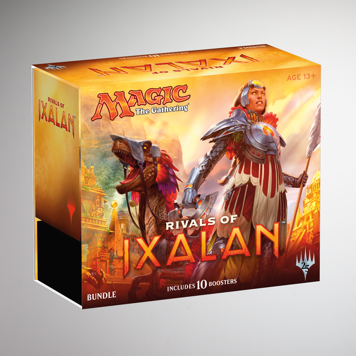 MTG Bundle : Rivals of Ixalan (RIX)