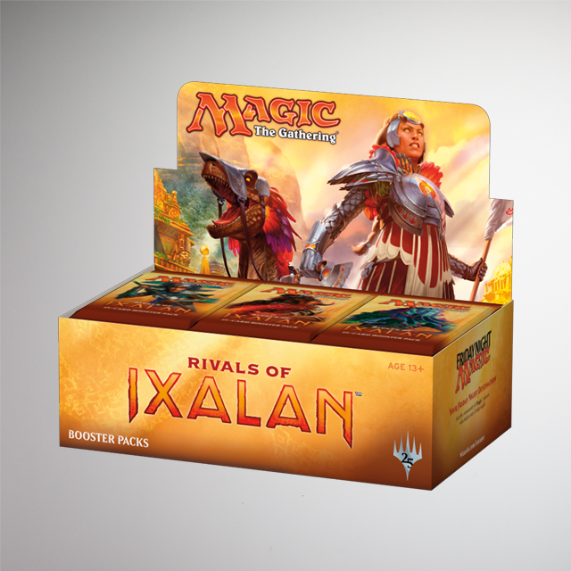 MTG Booster Box (36ct) Rivals of Ixalan (RIX)