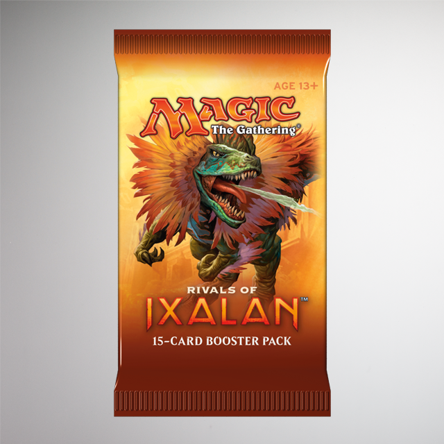 MTG Booster Pack : Rivals of Ixalan (RIX)
