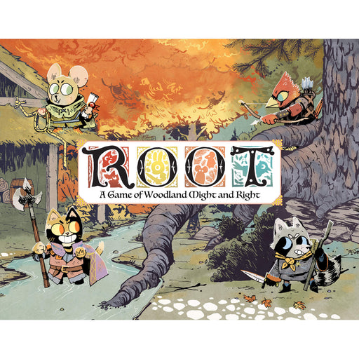 Root: A Game of Woodland Might