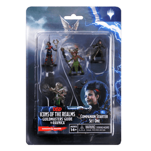 Mini - D&D Icons of the Realms : Ravnica Companion Starter Set One