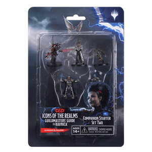 Mini - D&D Icons of the Realms : Ravnica Companion Starter Set Two