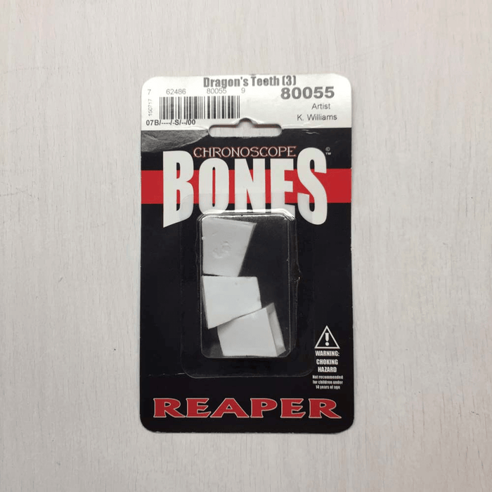 Mini - Reaper 80055 Dragon's Teeth (3ct)