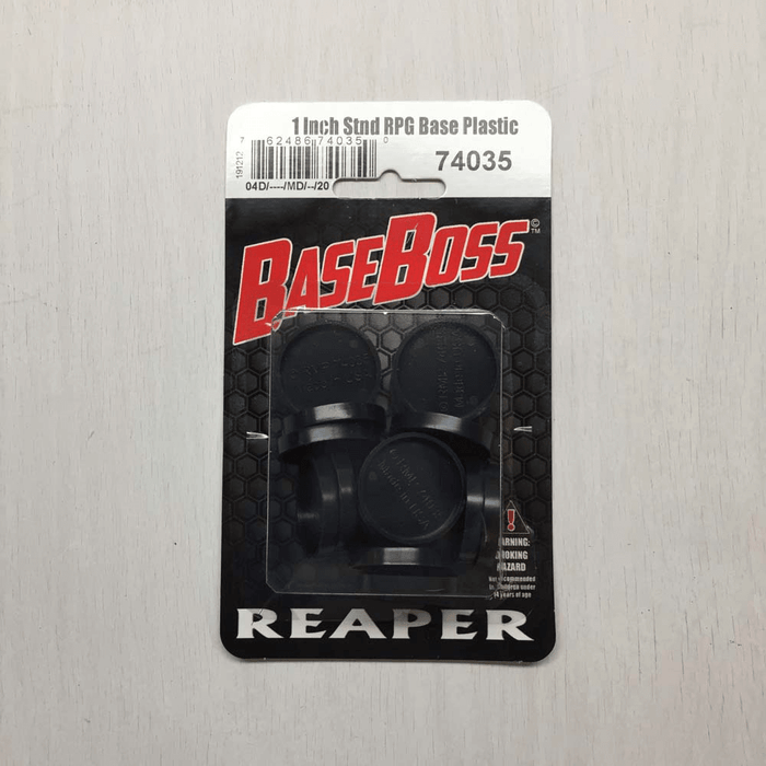 Mini Base Reaper 74035 (20ct) 1 inch round