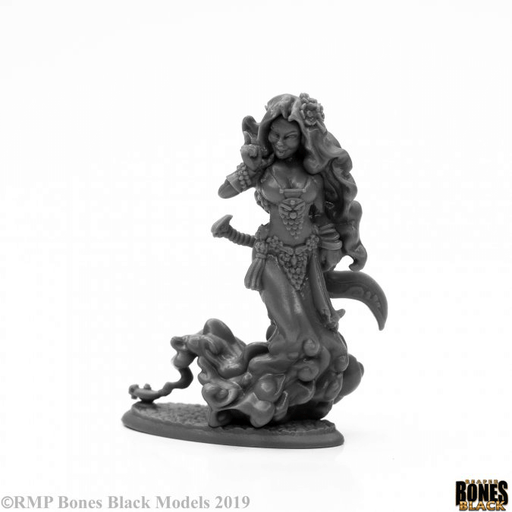 Mini - Reaper Bones Black 44012 Ashana, Female Genie