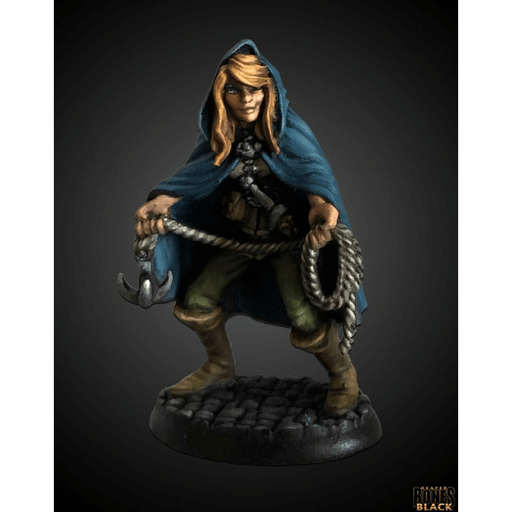 Mini - Reaper 44009 Daschelle, Female Rogue