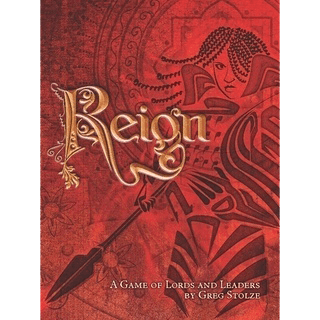 Reign : A Game of Lords and Ladies