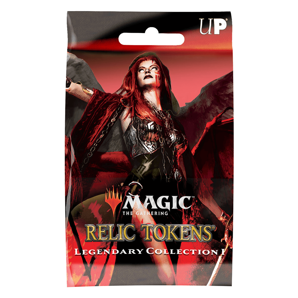 UP Relic Tokens : Legendary Collection I