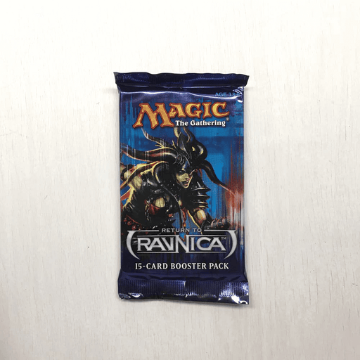 MTG Booster Pack Draft : Return to Ravnica (RTR)