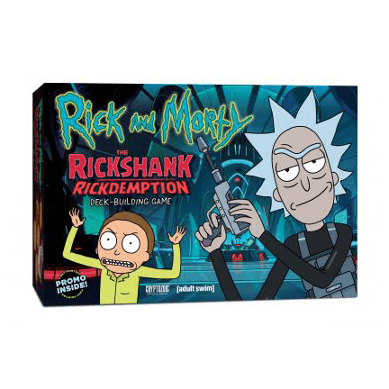 Rick and Morty Rickshank Redemption