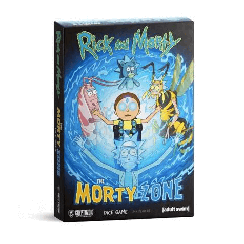 Rick and Morty The Morty Zone