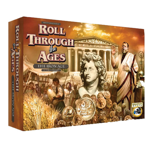 Roll Through the Ages The Iron Age