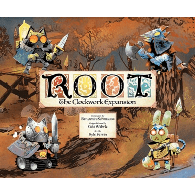 Root Expansion : The Clockwork