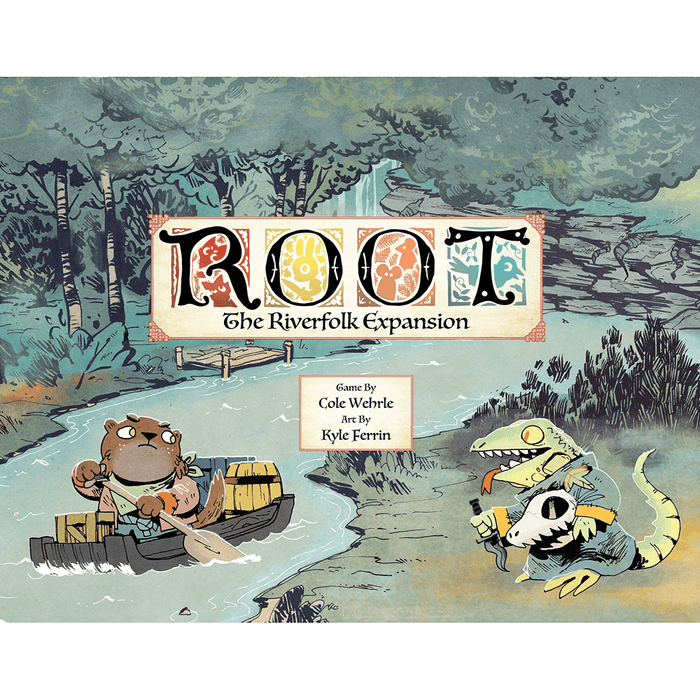 Root Expansion : Riverfolk