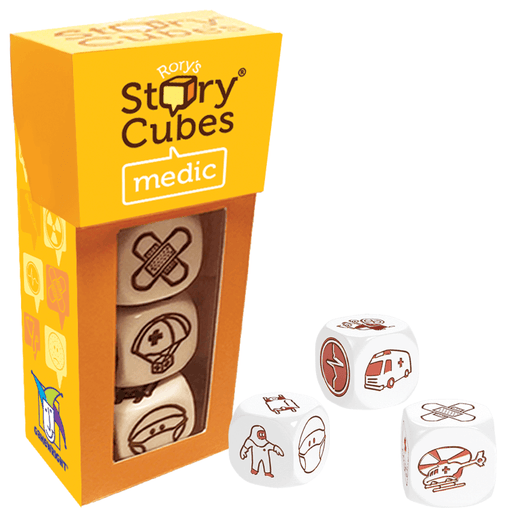 Rory's Story Cubes : Medic