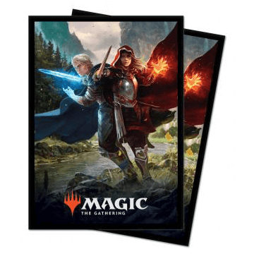 Sleeves Ultra Pro (100ct) Throne of Eldraine : The Royal Scions