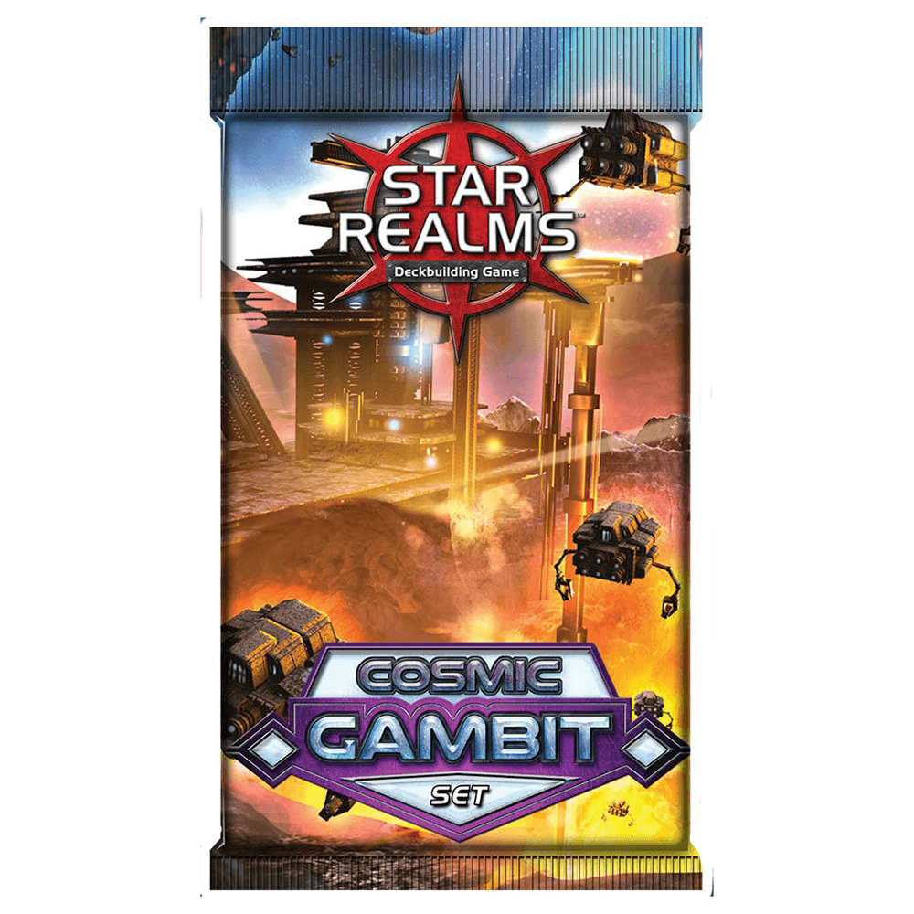 Star Realms Booster : Cosmic Gambit