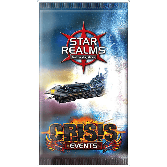 Star Realms Booster Crisis : Events
