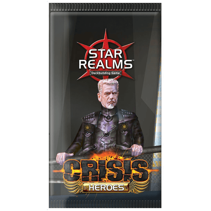 Star Realms Booster Crisis : Heroes