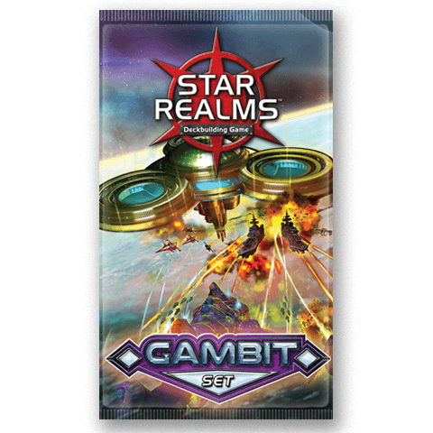 Star Realms Booster : Gambit