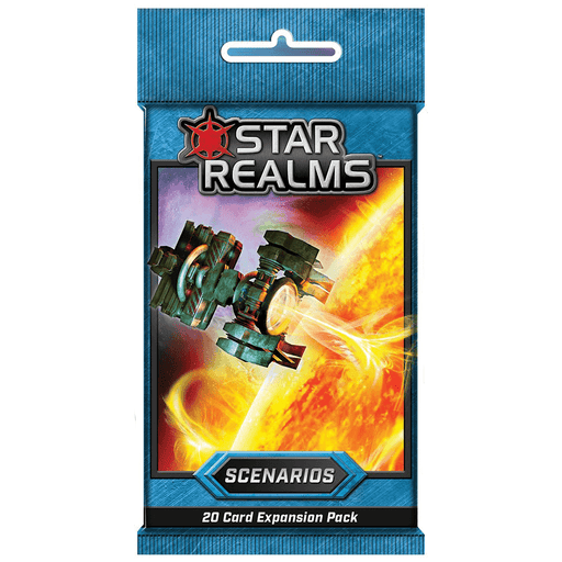 Star Realms Booster : Scenarios