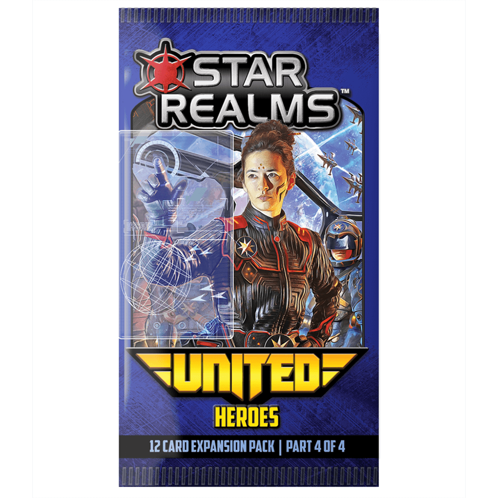 Star Realms Booster United : Heroes
