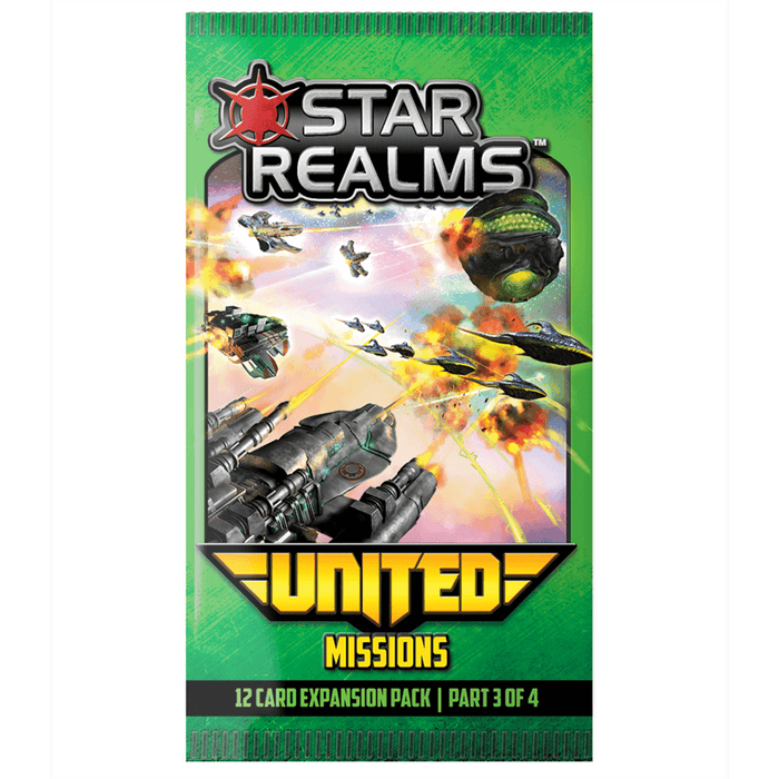 Star Realms Booster United : Missions