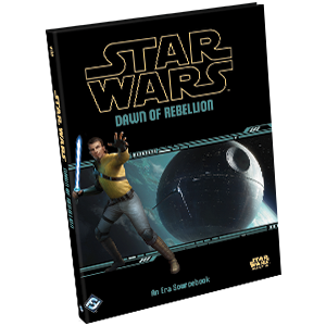 Star Wars RPG Sourcebook : Dawn of Rebellion