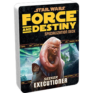 Star Wars Force and Destiny Specialization Deck : Executioner
