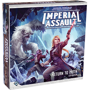 Star Wars Imperial Assault Expansion : Return to Hoth