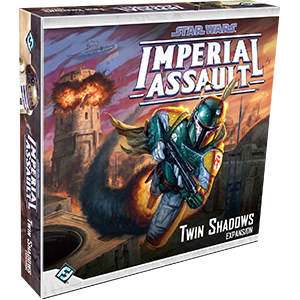 Star Wars Imperial Assault Expansion : Twin Shadows